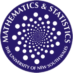 UNSW Maths & Stats logo